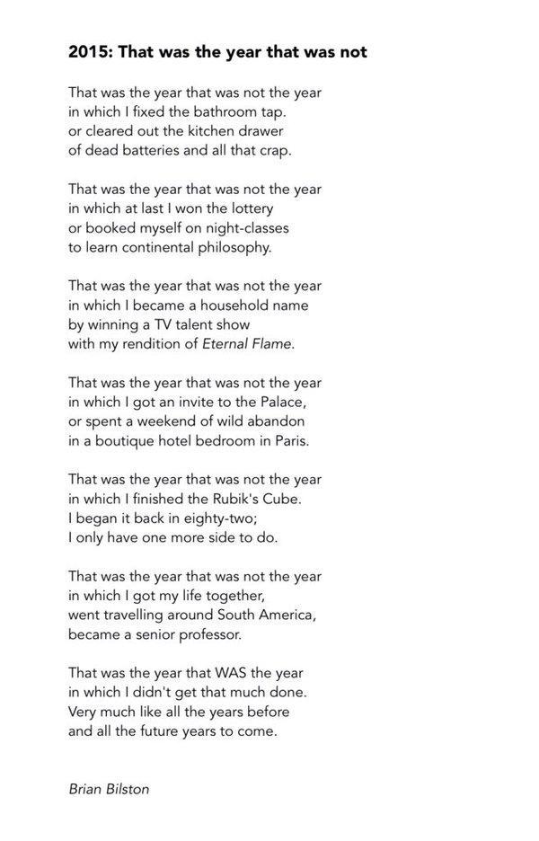 2015 poem
