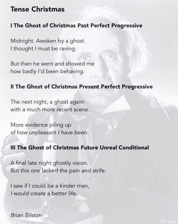Tense Christmas